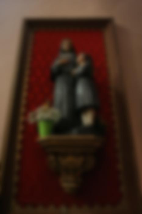 photoblog image Non retro tabula altaris